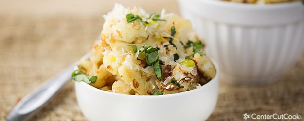 Roasted Cauliflower {like Girl and the Goat}