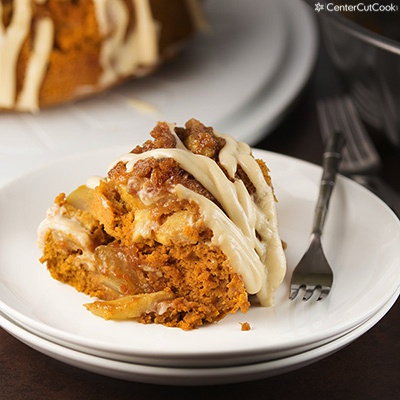 Pumpkin Apple Spice Cake 2