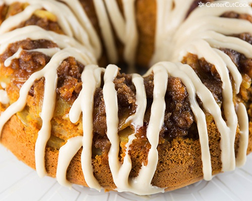 Pumpkin Apple Spice Cake 3