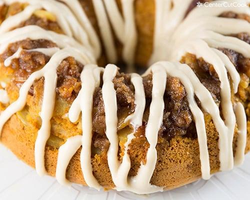 Pumpkin Apple Spice Cake 3