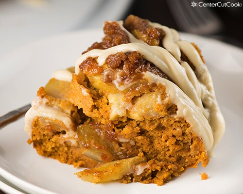 Pumpkin Apple Spice Cake 5