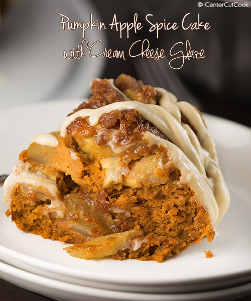 Pumpkin Apple Spice Cake 6