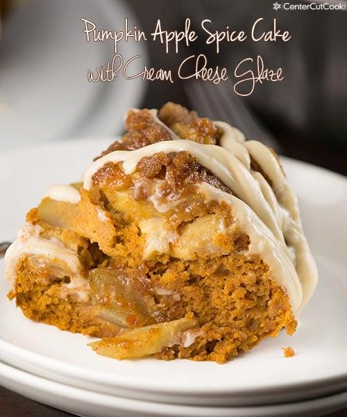 Pumpkin Apple Spice Cake 6