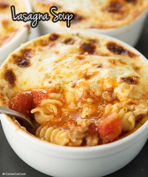 Lasagna soup 4