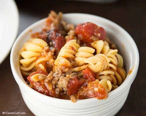 Lasagna soup 5