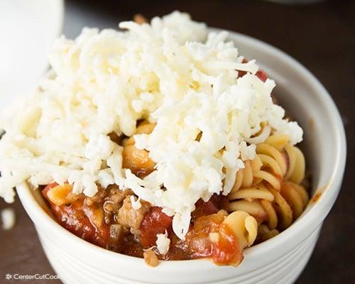 Lasagna soup 6
