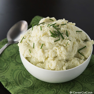 Mashed cauliflower 2