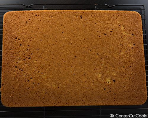 Pumpkin layer cake 5
