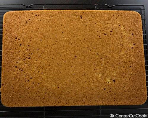 Pumpkin layer cake 5