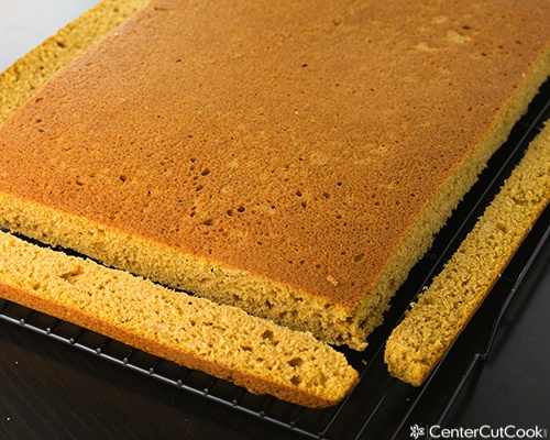 Pumpkin layer cake 6