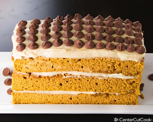 Pumpkin layer cake 7