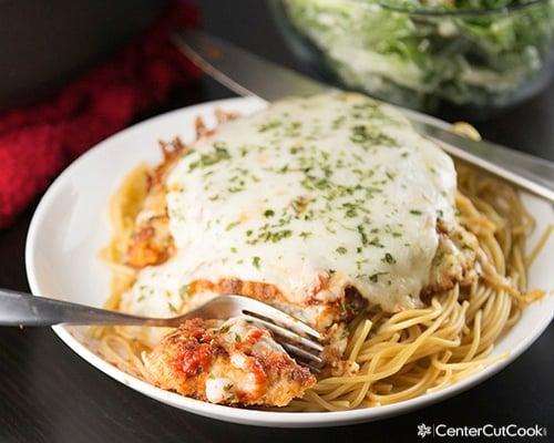 Chicken parmesan 5