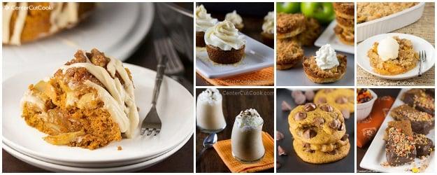10 Fabulous Fall Desserts!