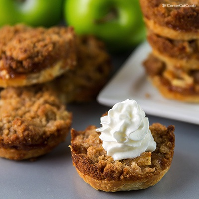 Mini apple pies 2