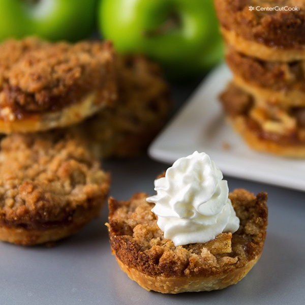 Mini apple pies fb