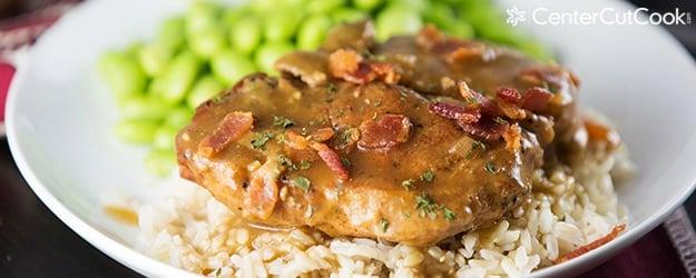 slow cooker pork chops for the slow cooker slow cooker pork chops ii ...