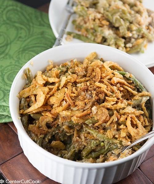 Green bean casserole 5