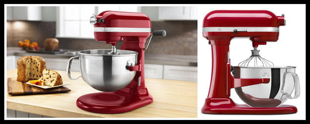 KitchenAid Stand Mixer Giveaway!