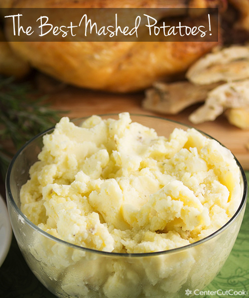 The Best Mashed Potatoes!