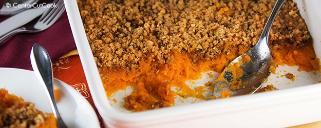 Sweet Potato Casserole {Like Ruth's Chris}