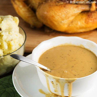 Perfect Turkey Gravy Recipe