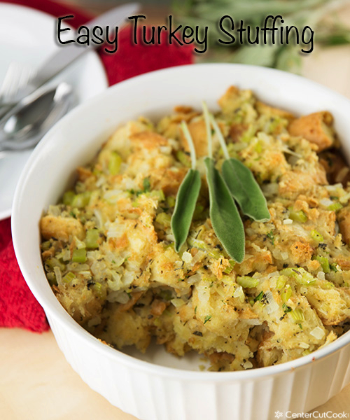 Turkey stuffing 8