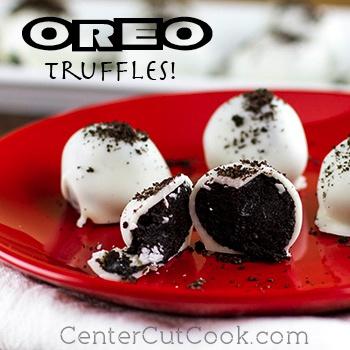 Oreo truffles 2