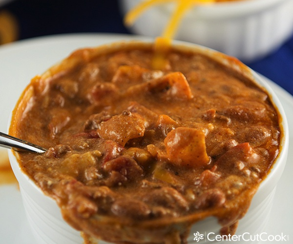 Slow cooker chili 4