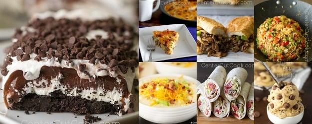 Top 13 recipes of 2013