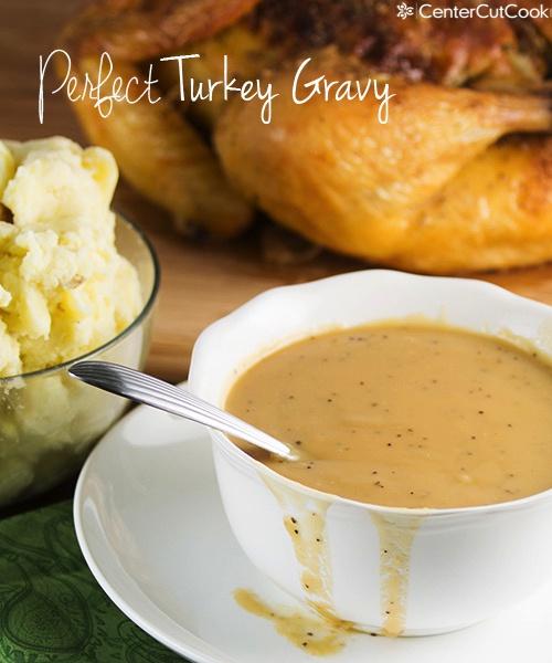 Turkey gravy 4