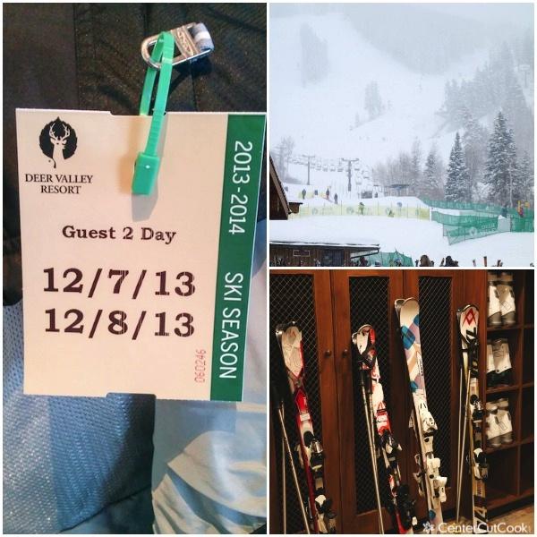 IR Saturday Morning Skiing