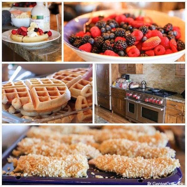 IR Sunday Breakfast