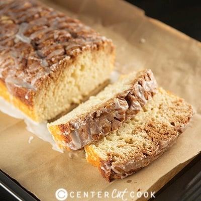 Cinnamon roll bread 2