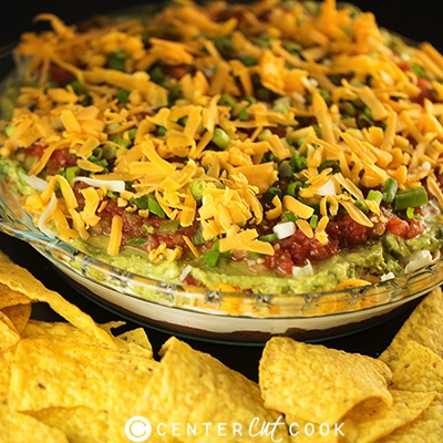 Ultimate 7 Layer Dip