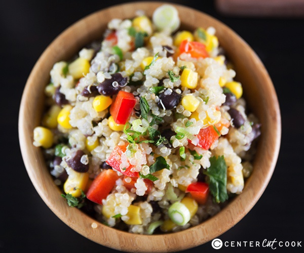 Quinoa Black Bean Salad Recipe Whole Foods