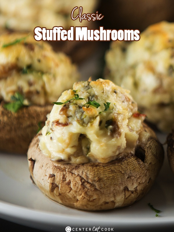 mushrooms stuffed portobello mushrooms feta stuffed mushrooms stuffed ...