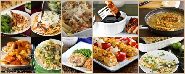 Top 10 Quick & Easy Chicken Recipes