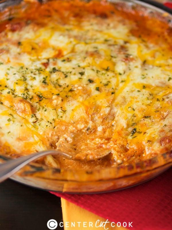 Lasagna dip 7