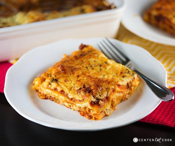 Classic lasagna 3