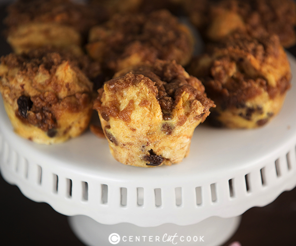 French Toast Muffins with a Maple Cinnamon Streusel Topping are ...