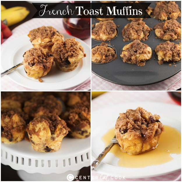 French toast muffins 9