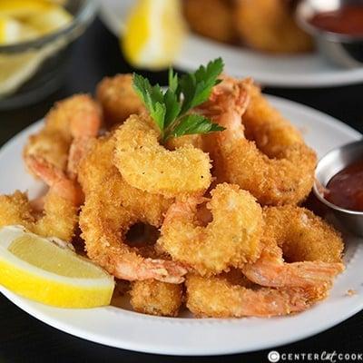 Fried shrimp 2