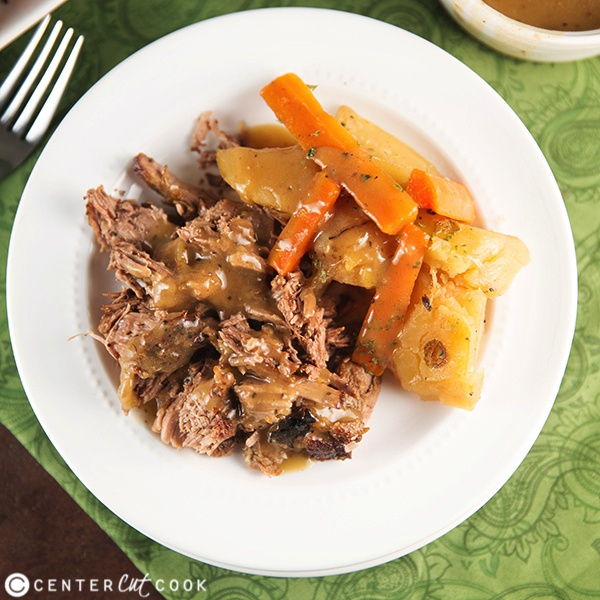 Perfect pot roast 5