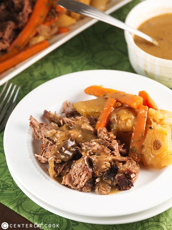 Perfect pot roast 6