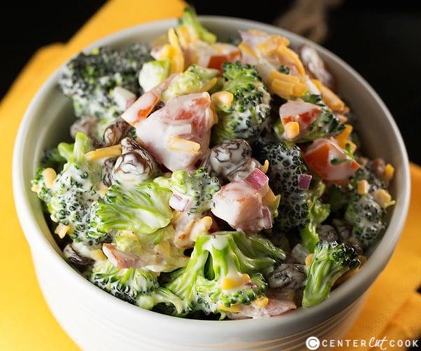 Broccoli salad 4