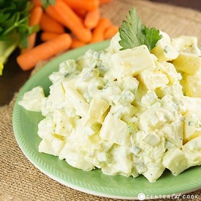 Classic potato salad 2