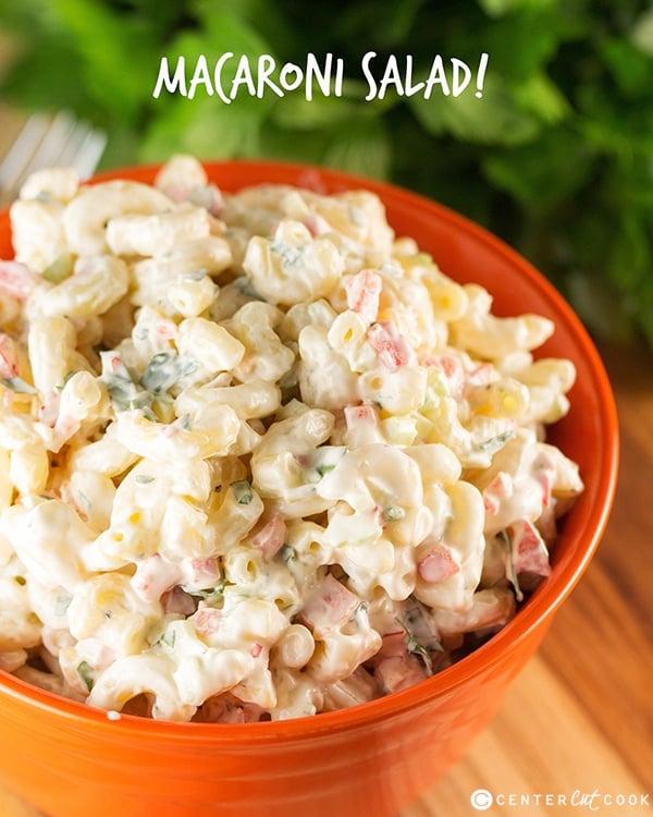 Macaroni Salad 6