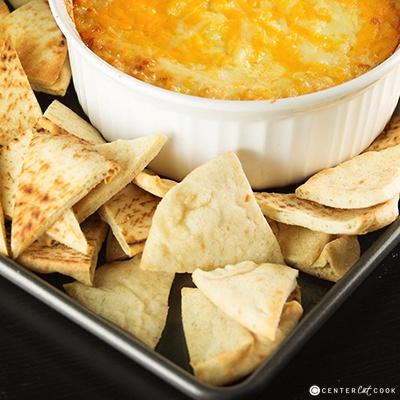 Pita chips 2