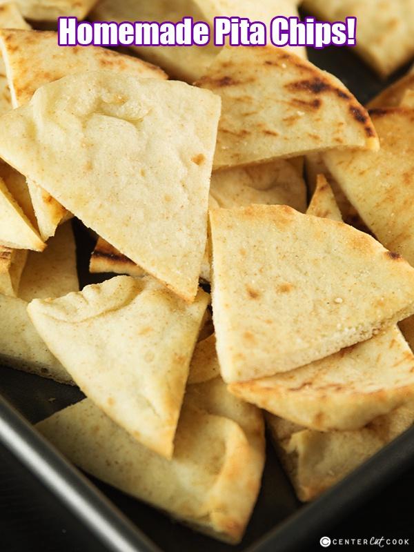 Pita chips 3