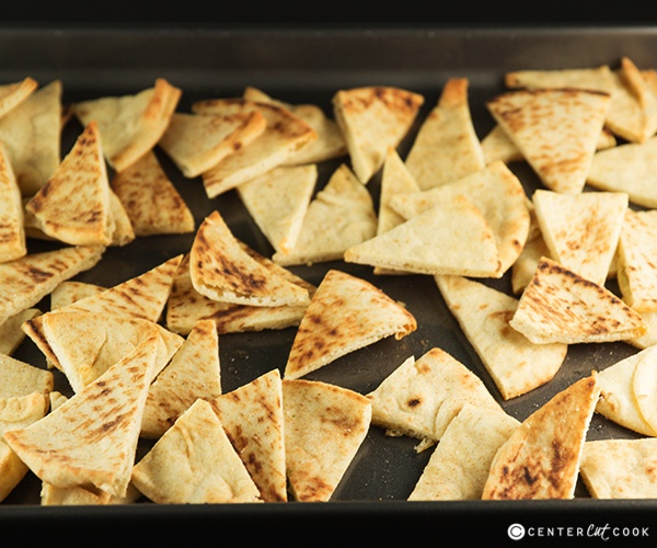 Pita chips 4